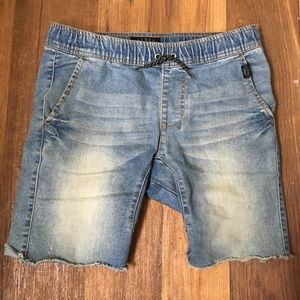 Boys Tilly's Jean Shorts Size XL